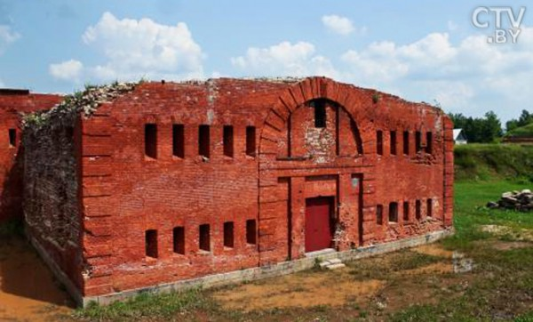 Беларусь на ладошке: Бобруйская крепость