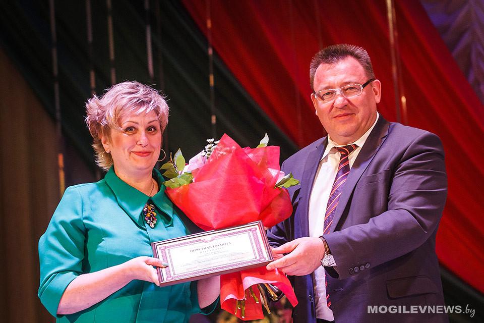 Накануне профессионального праздника в Могилеве чествование медработников области