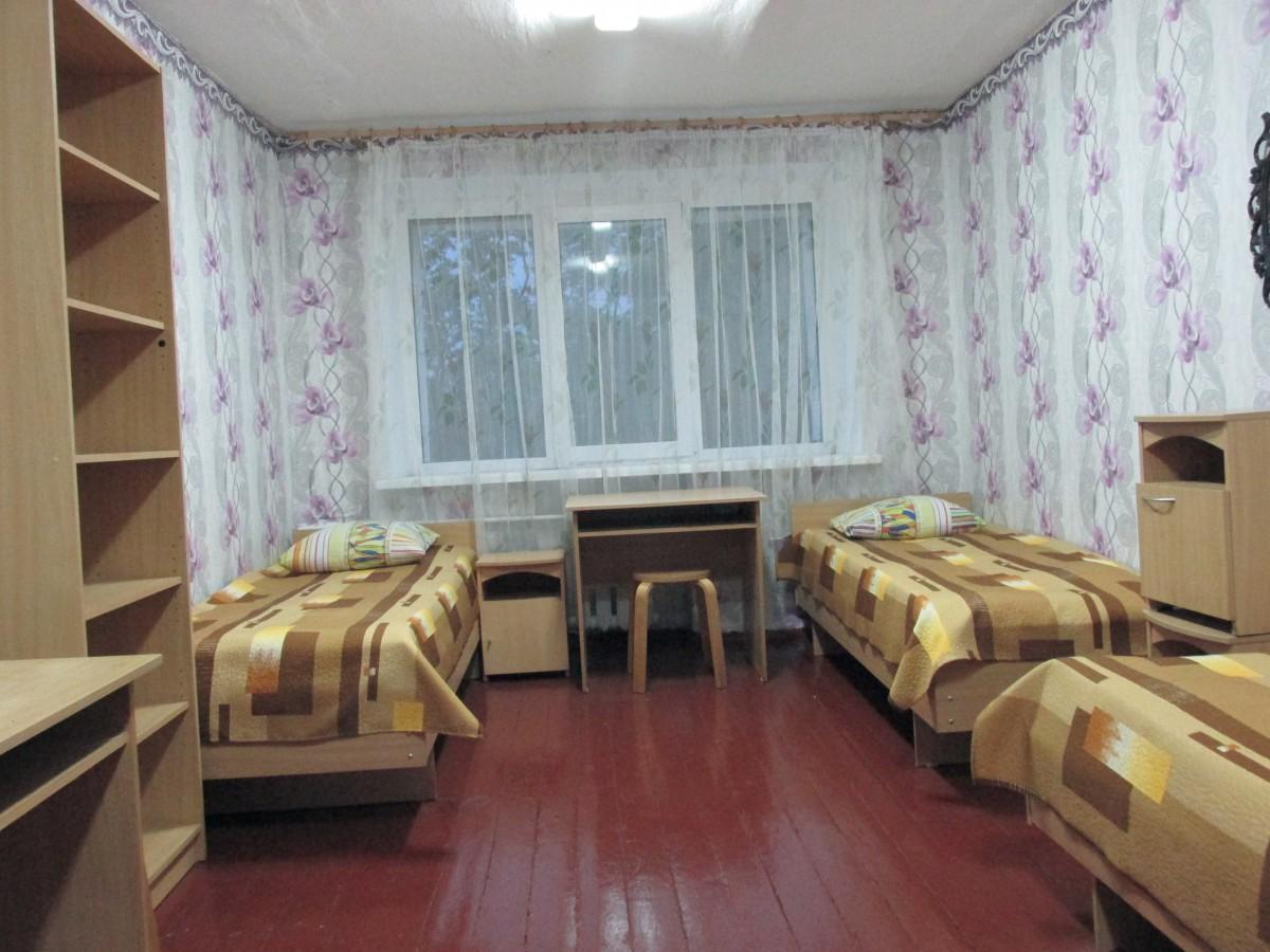 Уютные комнаты ждут студентов