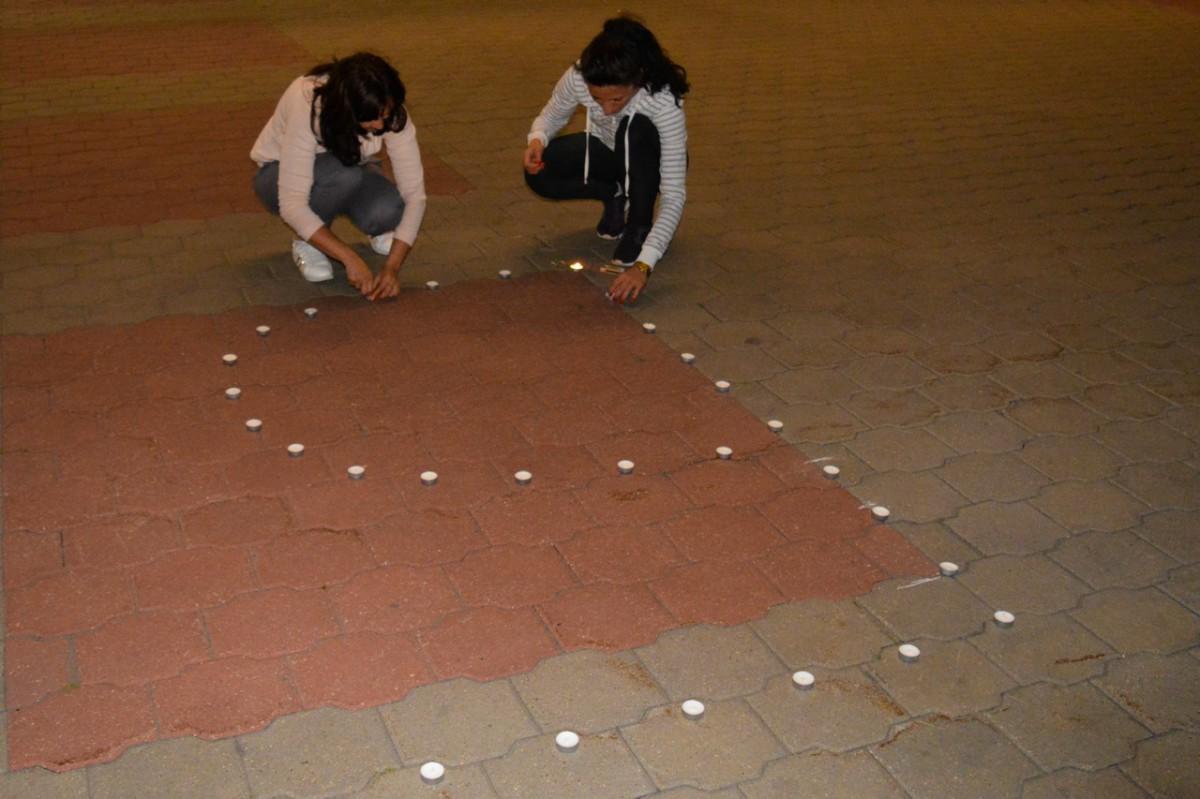 «Белшина» креативно поздравила бобруйчан с Днём города!