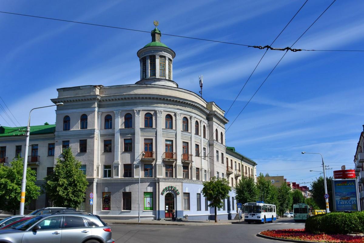 Что для бобруйчан является визитной карточкой города Бобруйска?