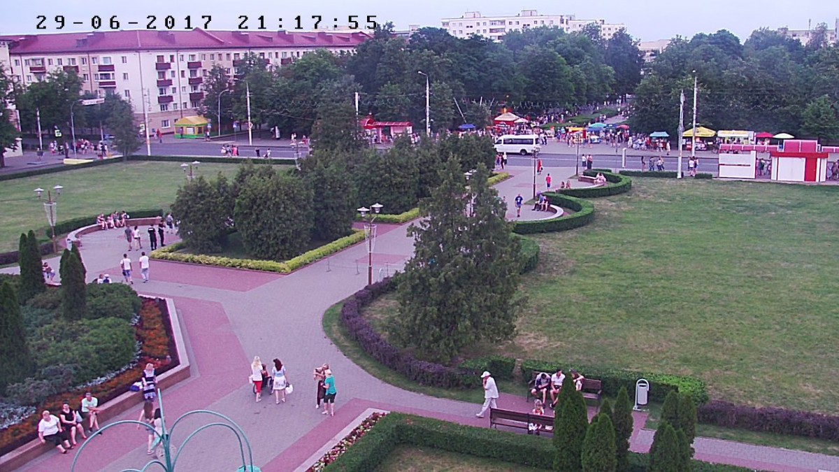 К 630-летию города Бобруйска