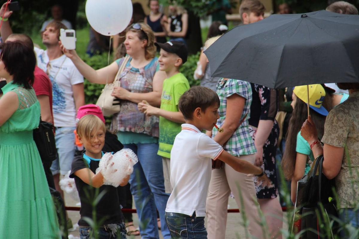 Бобруйск праздничный: Город мастеров, пенная вечеринка, тематические площадки и бобруйчане