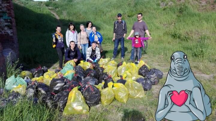 Ищем добровольцев для уборки Бобруйской крепости!