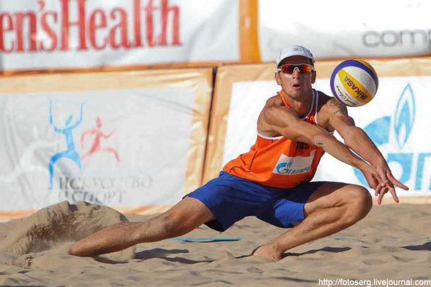 Бобруйчанин Александр Дедков в паре с Александром Коваленко заняли 5-ое место на международном турнире по пляжному волейболу