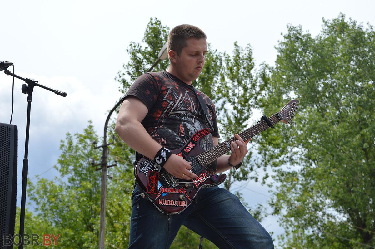 Конкурс «Пой, гитарная струна!» прошел в городе Бобруйске