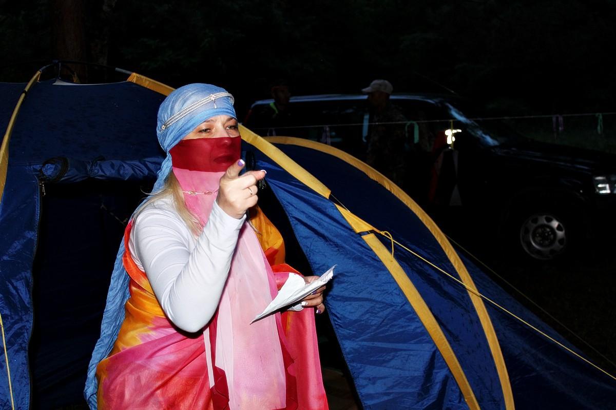 Традиционный туристский слет среди рабочей молодежи сельскохозяйственных организаций, предприятий и учреждений Бобруйского района, посвященный Дню молодежи, проходил 14-15 июля в урочище Белый Берег.