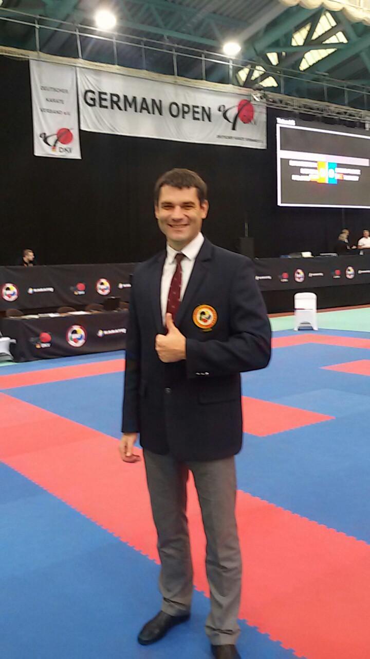 Международный турнир Премьер Лиги «German Open» по каратэ WKF