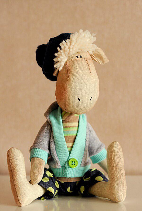 Дорогие девушки! Для вас есть приятная новость! В эту субботу, 16 сентября в 14.00, состоится мастер класс по изготовлению игрушки-тильды!