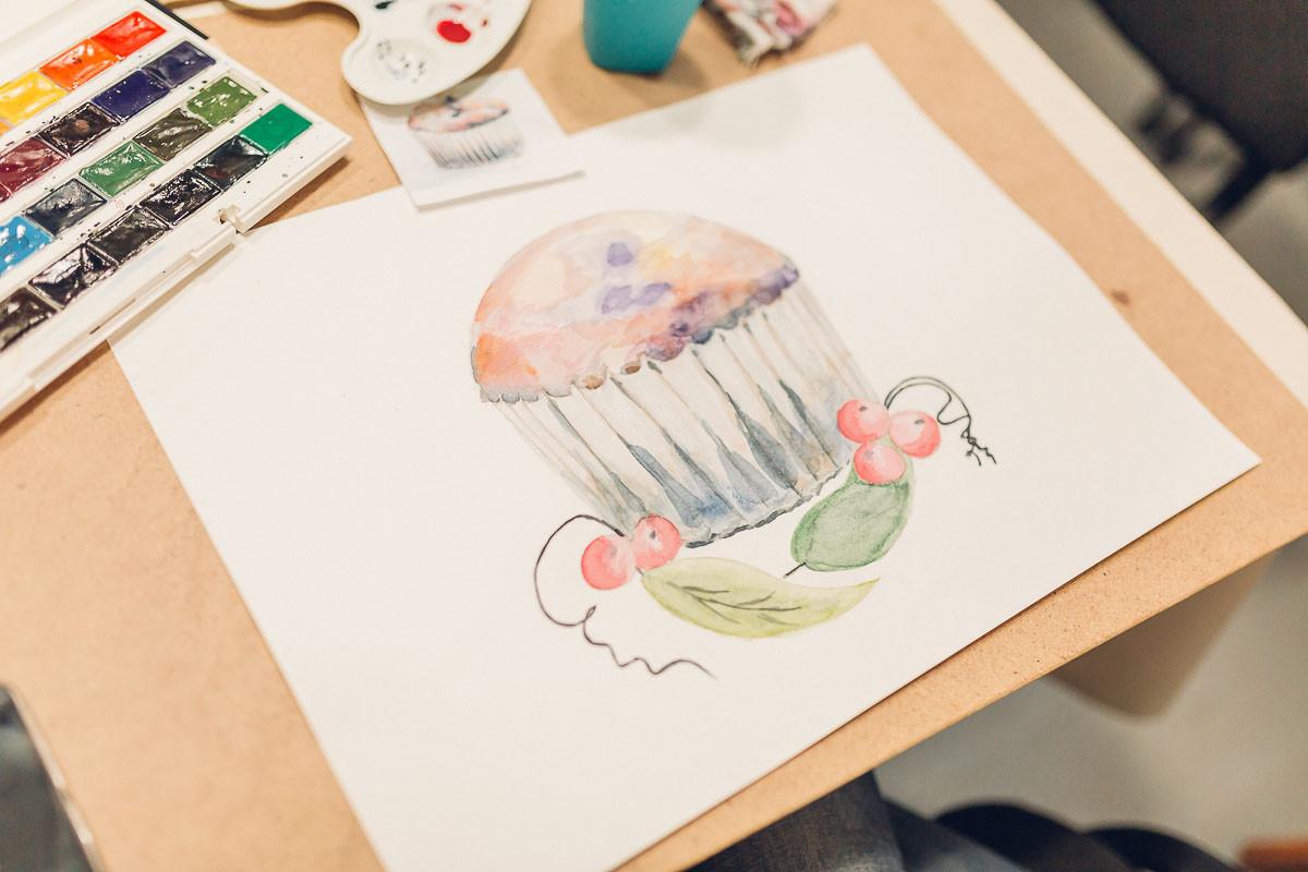 9 сентября состоялся очередной мастер-класс от Бобруйского городского ОО «Матери против наркотиков». В офисе объединения девушки учились акварельной живописи.