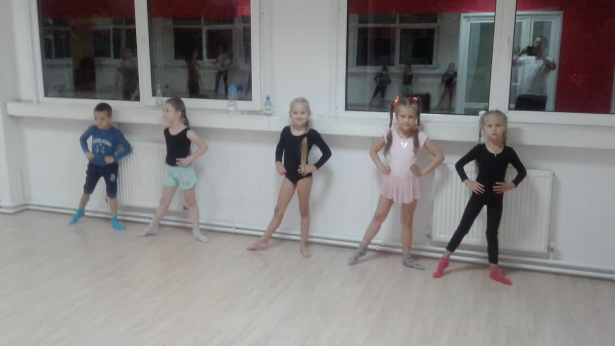 Команда «FIT-KID ОЛИМПИЯ» на фестивале «PLANETA dance fest»
