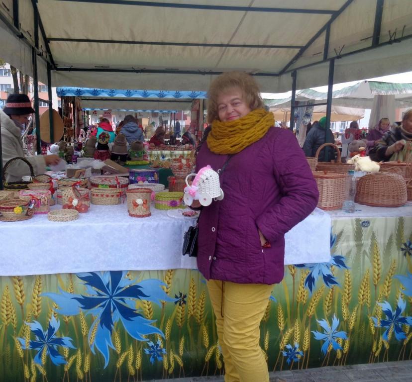 Бобруйские мастера на празднике «Дажынки»