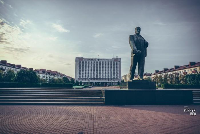Достопримечательности Бобруйска