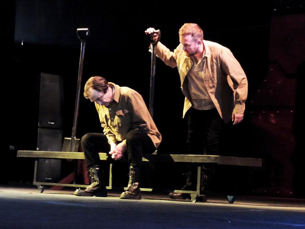 Премьерным спектаклем открылся новый театральный сезон в Бобруйске