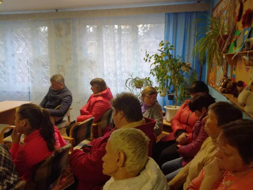Очередная встреча  руководства администрации Первомайского района г.Бобруйска с населением по месту жительства состоялась10 октября 2017 года на базе общежития №10 по ул. Ульяновская д. 98.
