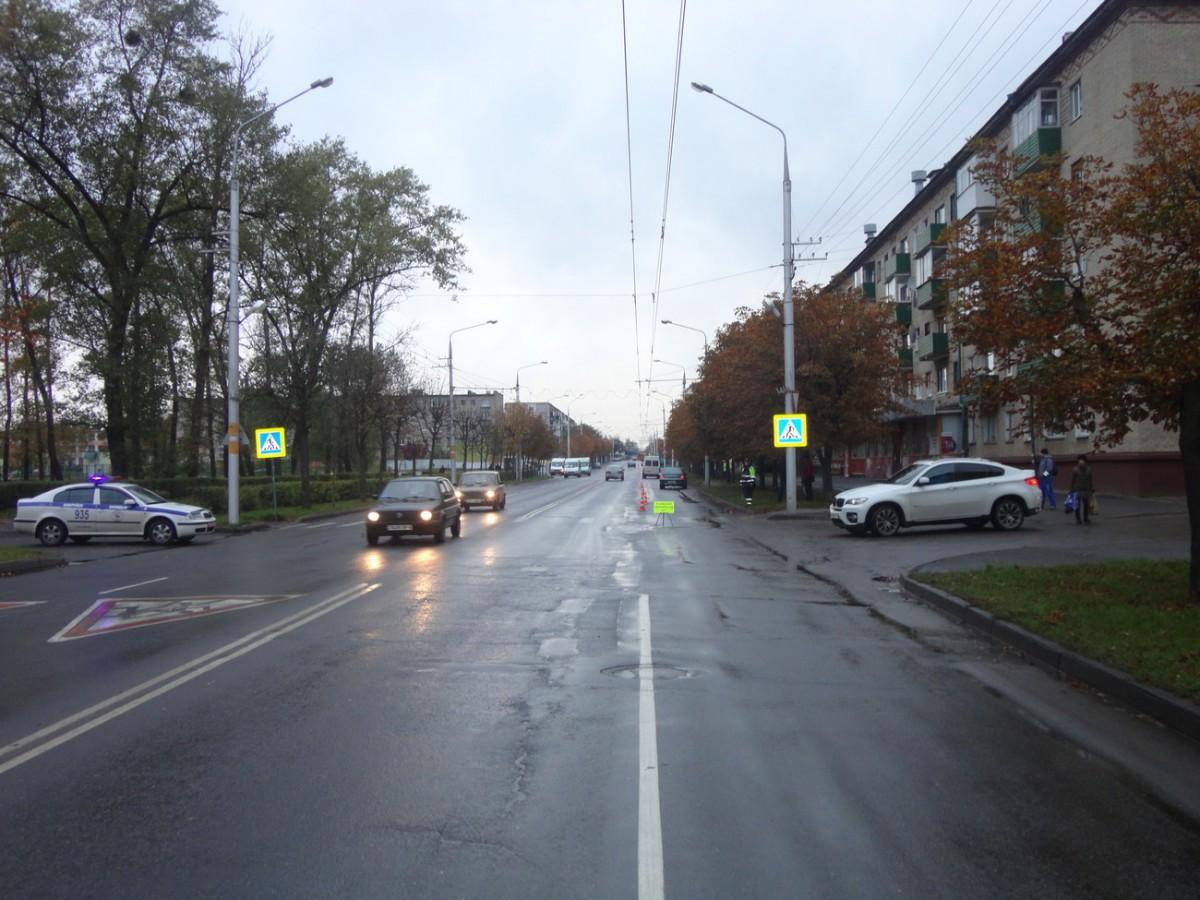 10 октября в городе зарегистрировано 2 дорожно-транспортных происшествия, в которых серьезно пострадало 2 пешехода.