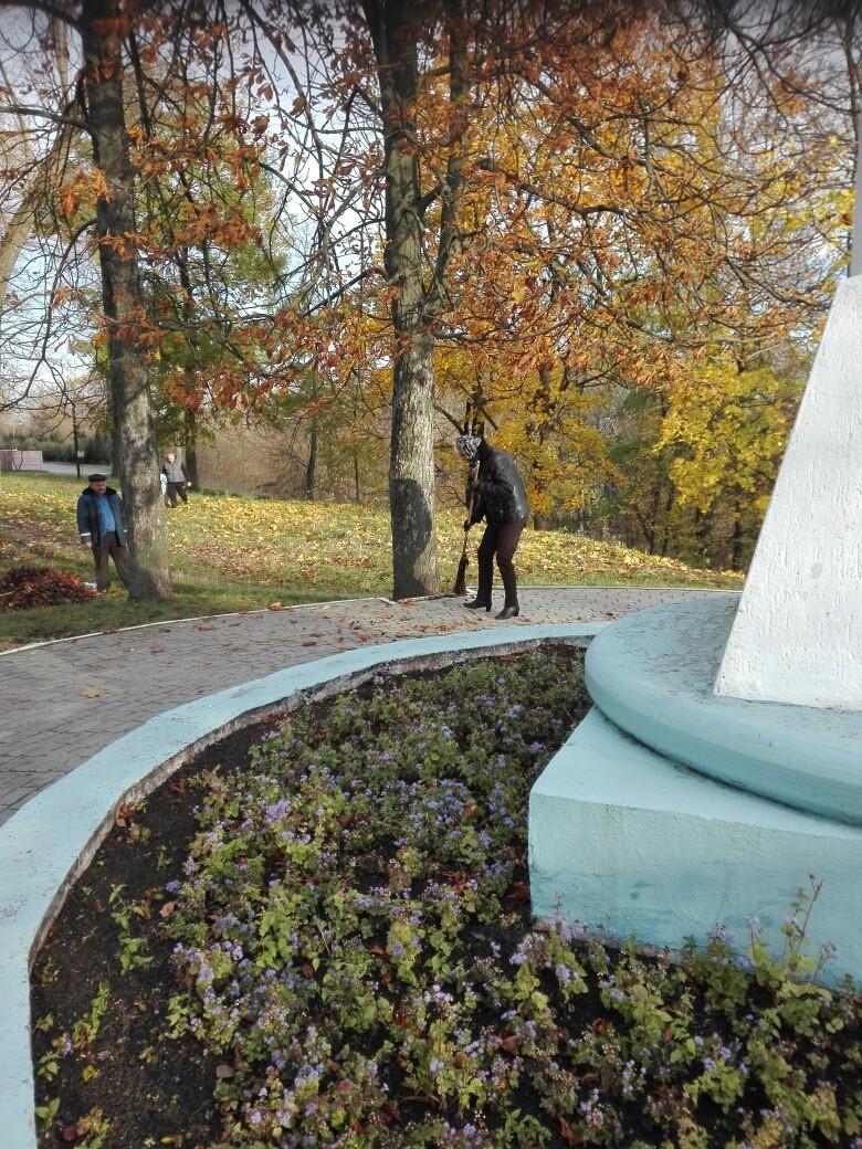 Стало чисто и красиво в Бобруйске