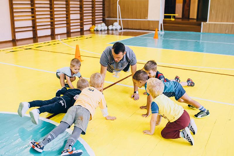 Детский футбольный клуб