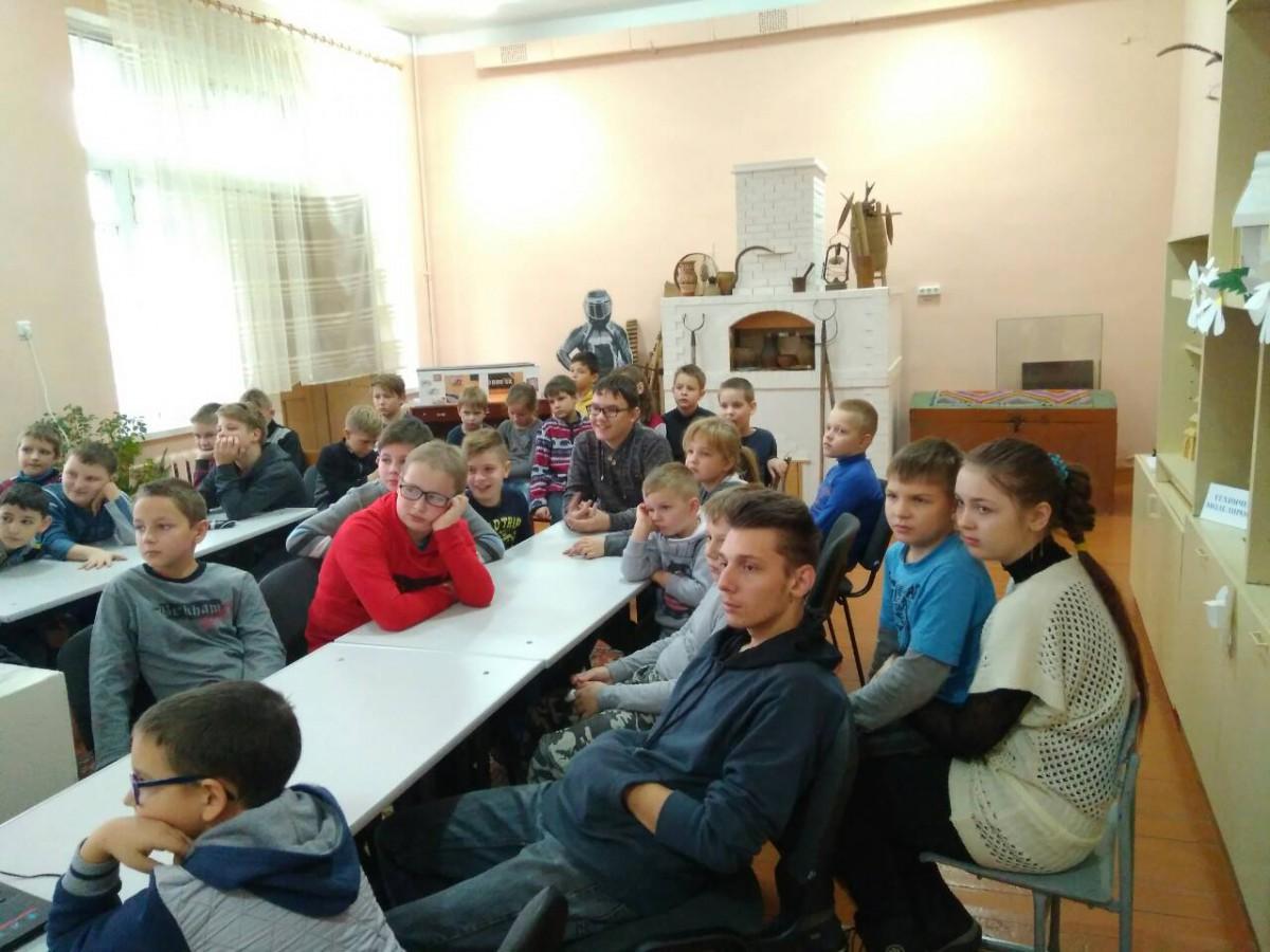 В День здоровья с учащимися Центра творчества провели мероприятие «За жизнь без табака»