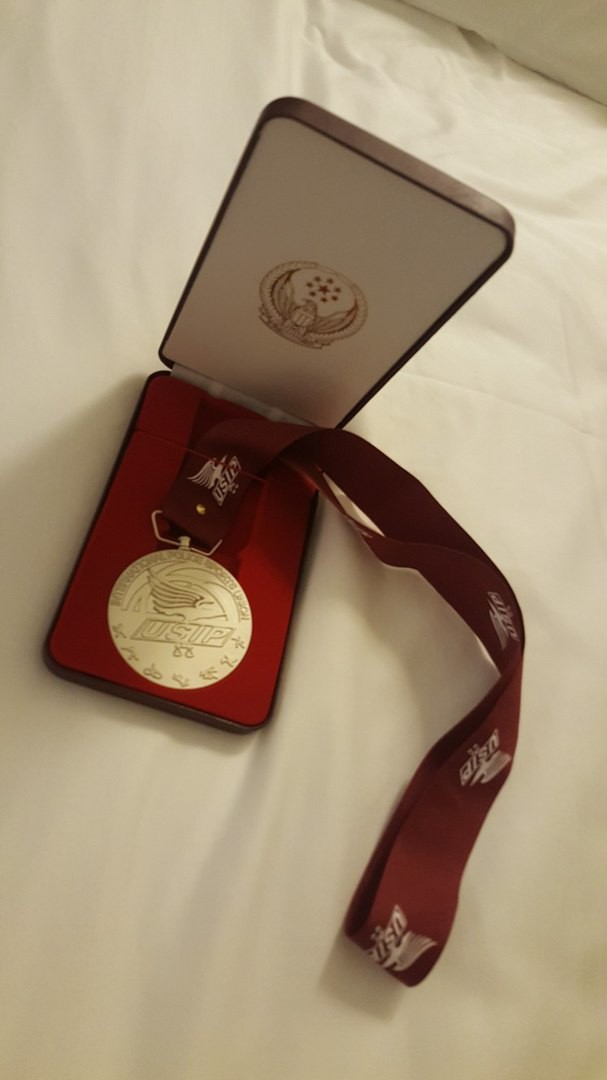«Серебро» всемирных полицейских игр