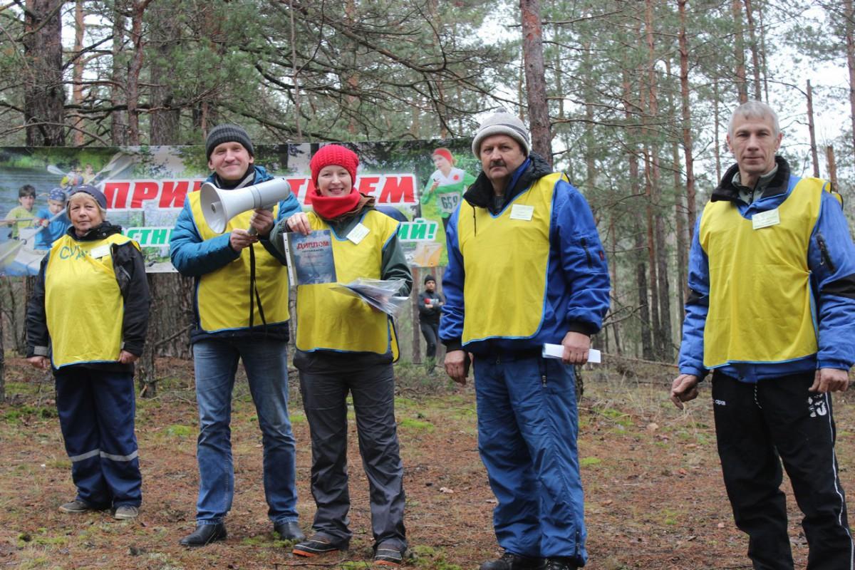 3 этап открытого кубка ЦТКИЭ г. Бобруйска по спортивному ориентированию.