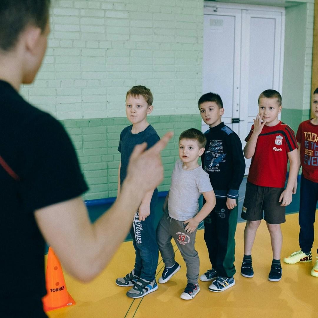 Детский футбольный клуб «Стражи»