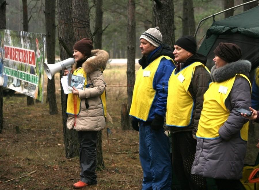 4 этап открытого Кубка «ЦТКиЭ г. Бобруйска» по спортивному ориентированию