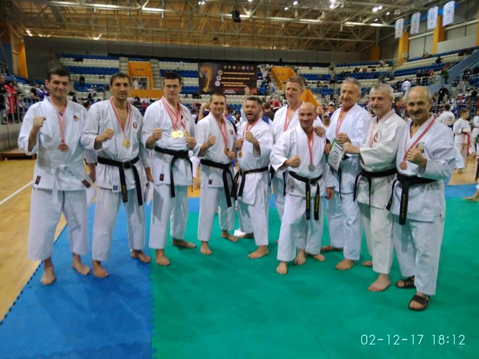У клуба «Восточный ветер» 9 золотых медалей, 4 серебра и 3 бронзы!
