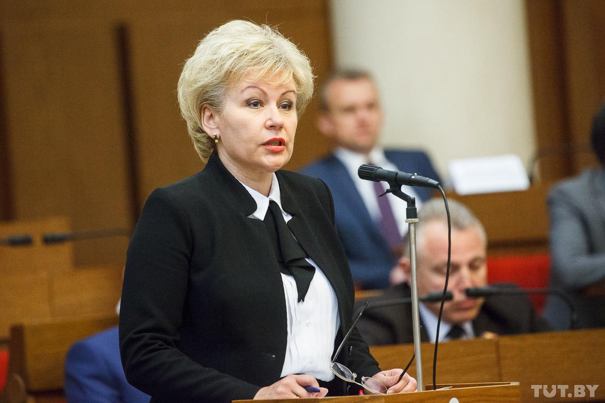 Министр труда спрогнозировала, какие средние зарплаты будут в Беларуси в 2018 году
