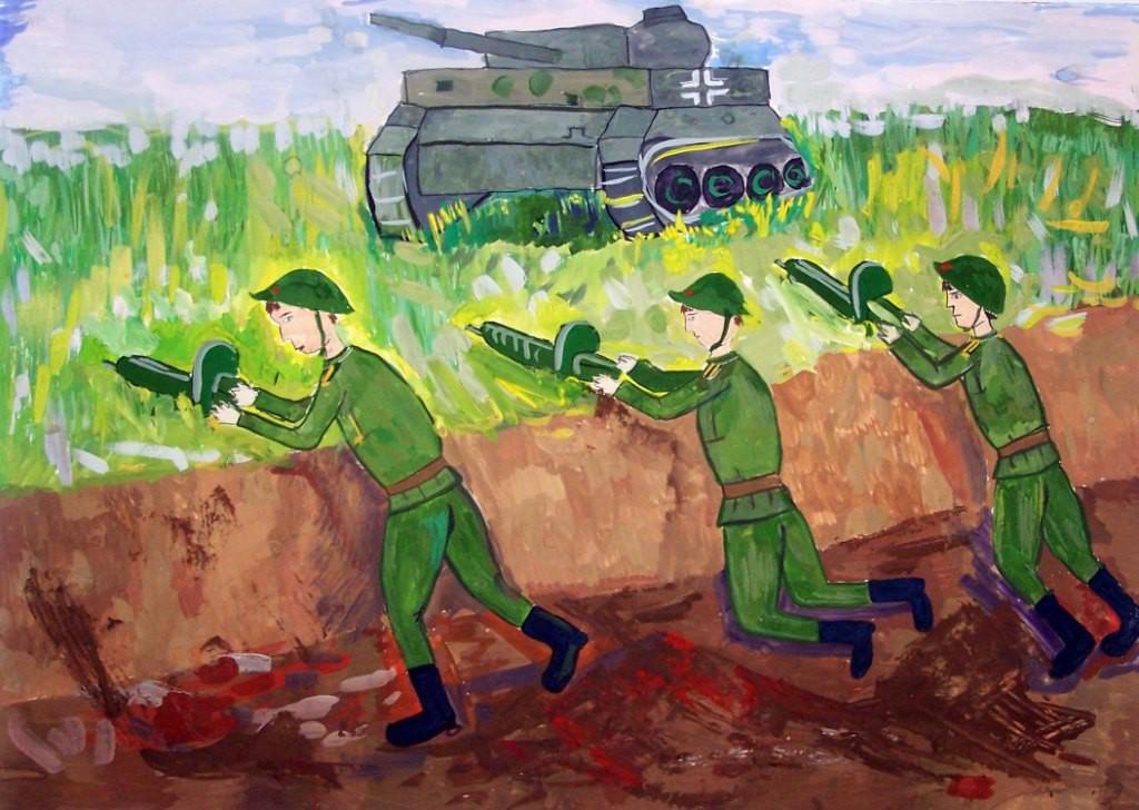 Картинки о великой отечественной войне для детей