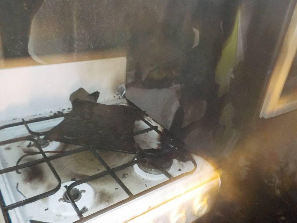 Ближе к вечеру 10 января от хозяина квартиры по ул. Ульяновской поступил звонок бобруйским спасателям с тревожным возгласом «Горит моя квартира…».