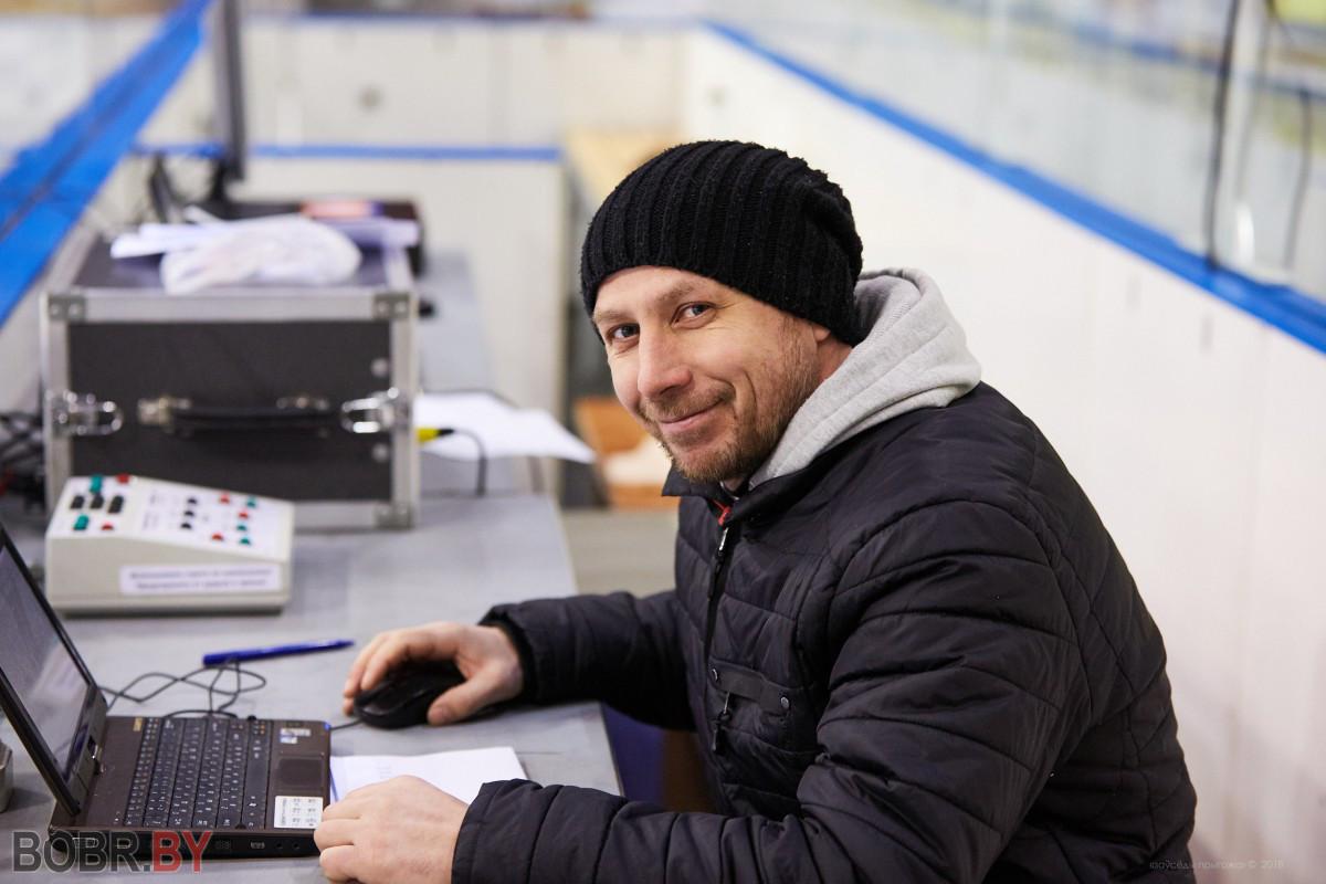 ХК «Бобруйск» сразился с ХК «Химик-2»