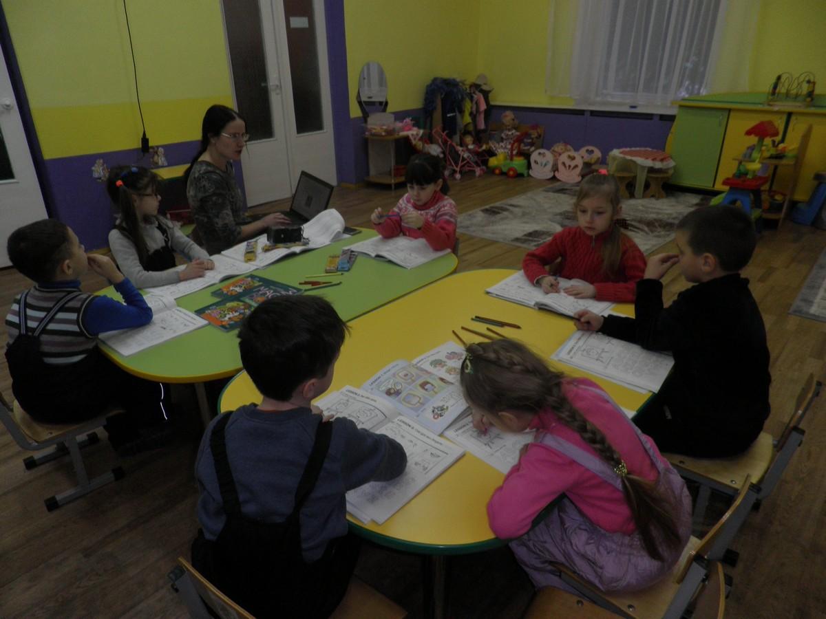 Открытое занятие  в объединении по интересам «Английский язык»  Школы раннего развития «Исток»
