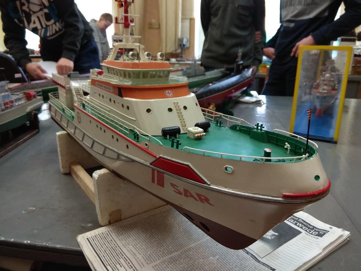 Маленькие корабли под руководством юных капитанов уходят в большое плавание