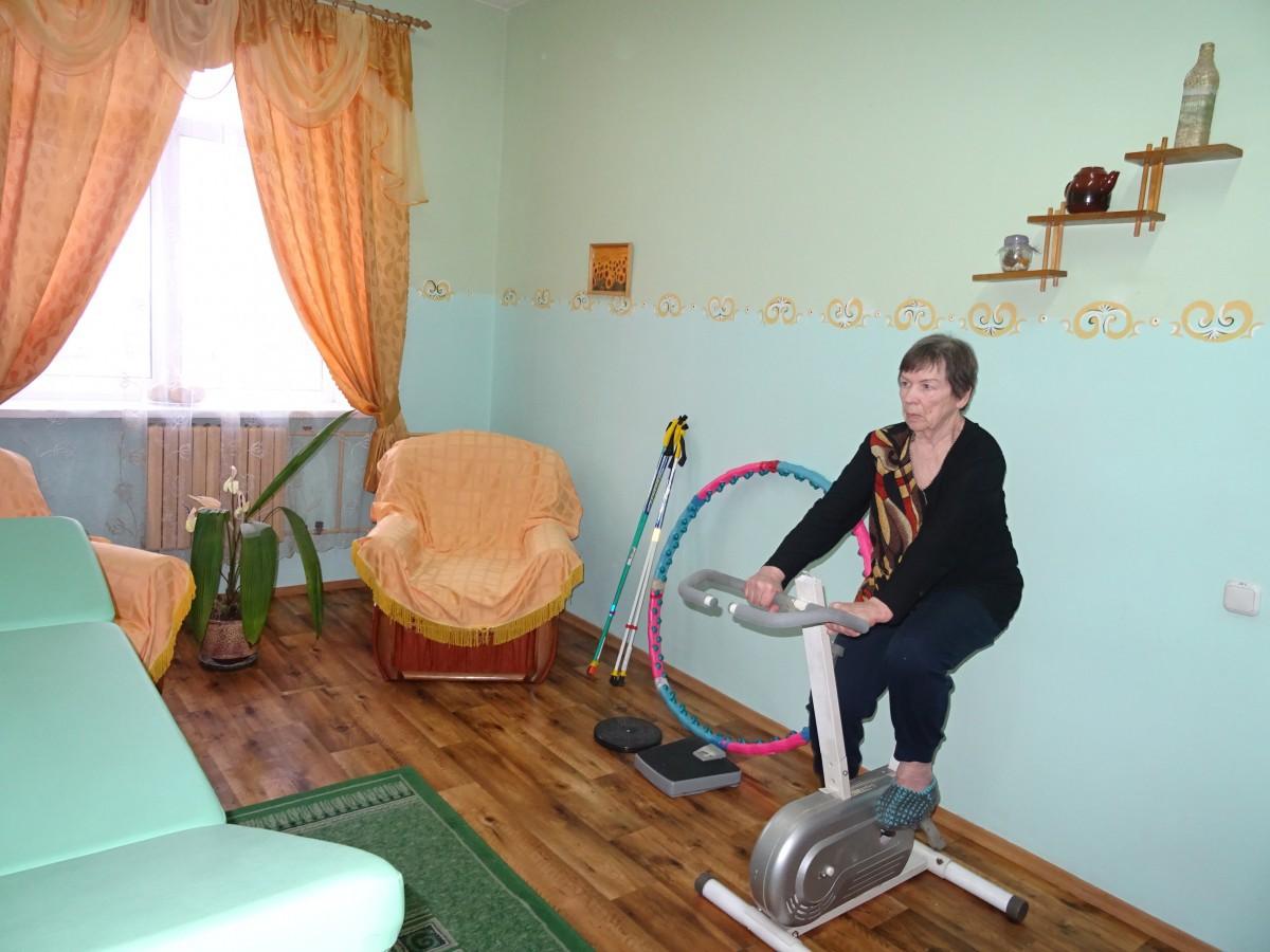 Центр социального обслуживания населения Первомайского района г. Бобруйска