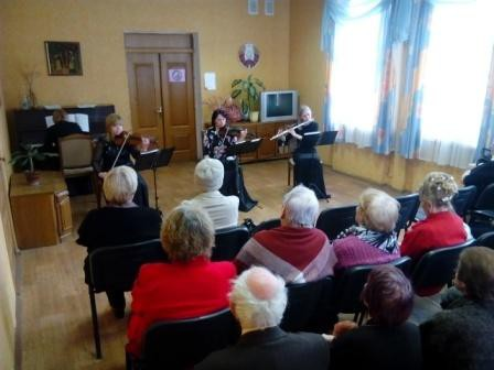 В Бобруйске прошло праздничное мероприятие, с приглашенными участниками Общественного объединения «Бобруйское городское еврейское благотворительное объединение «Рахамим».