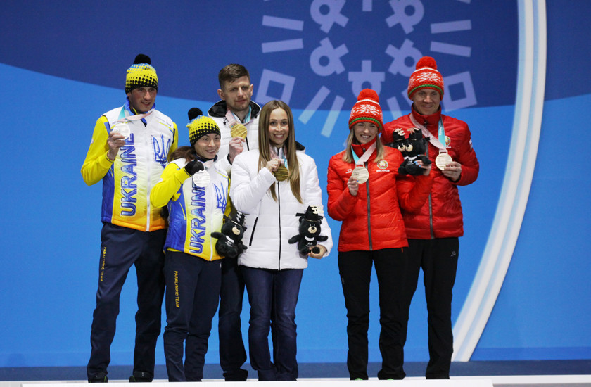 Светлана Сахоненко принесла Беларуси первое золото Паралимпиады в Пхенчхане
