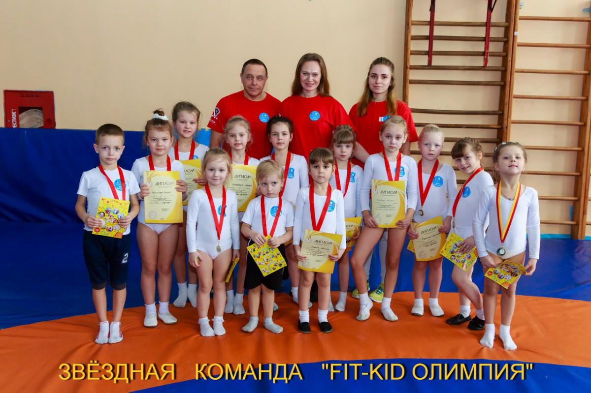 Прошел первый турнир клуба «МАУГЛИ»