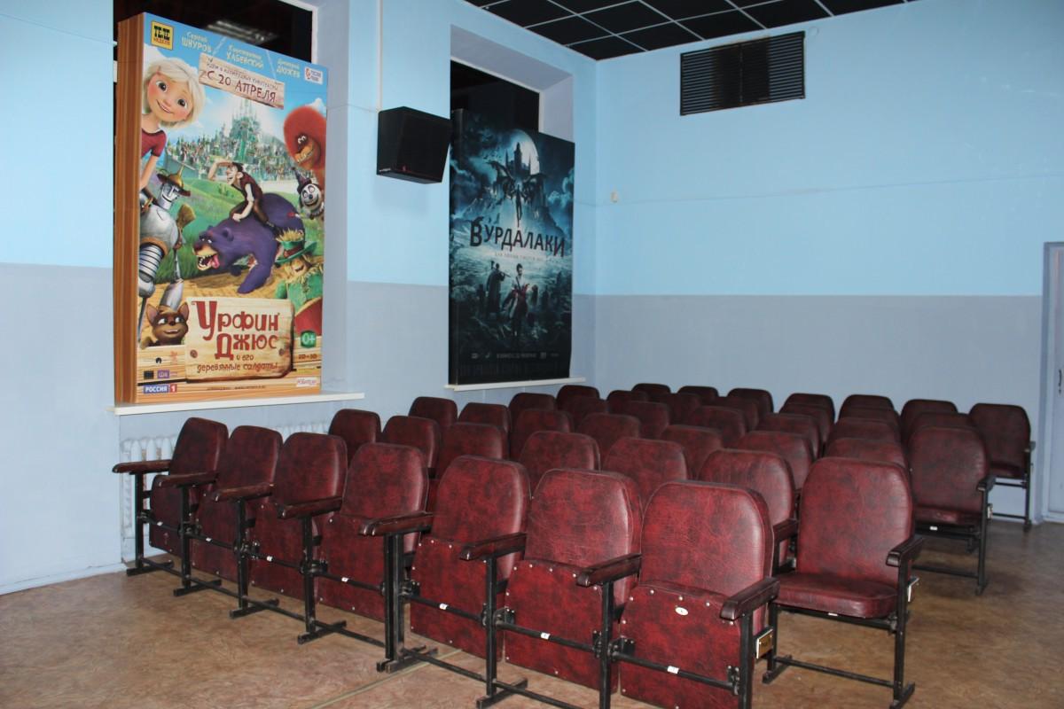 Кинотеатр «Мир» открыл новый видеозал на 42 места!