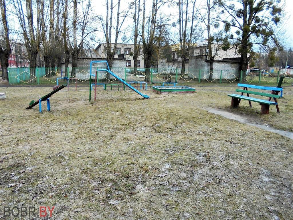 В Бобруйске во дворах исчезли все дети