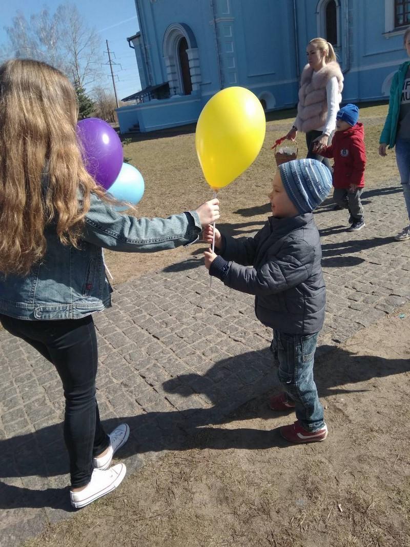 Главным событием апреля стало празднование главного христианского праздника – Светлой Пасхи Господней!