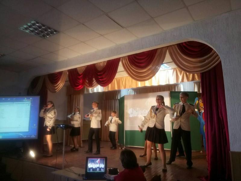 Завоеваны путевки на областной слет-конкурс отрядов ЮИД!