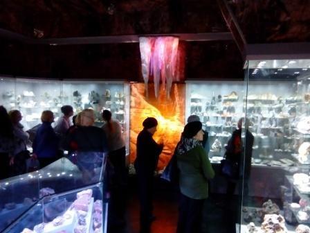 14 апреля 2018 года специалисты отделения организовали для своих подопечных посещение экспозиции «Живопись земли».