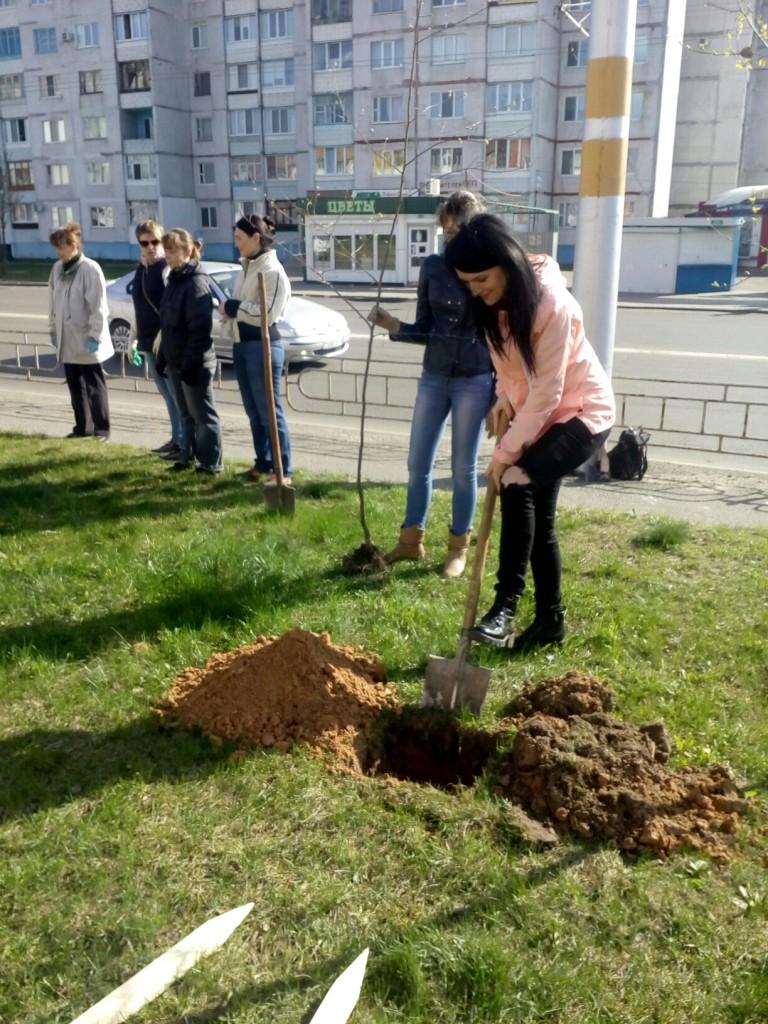Первомайский район Бобруйска – в порядке!