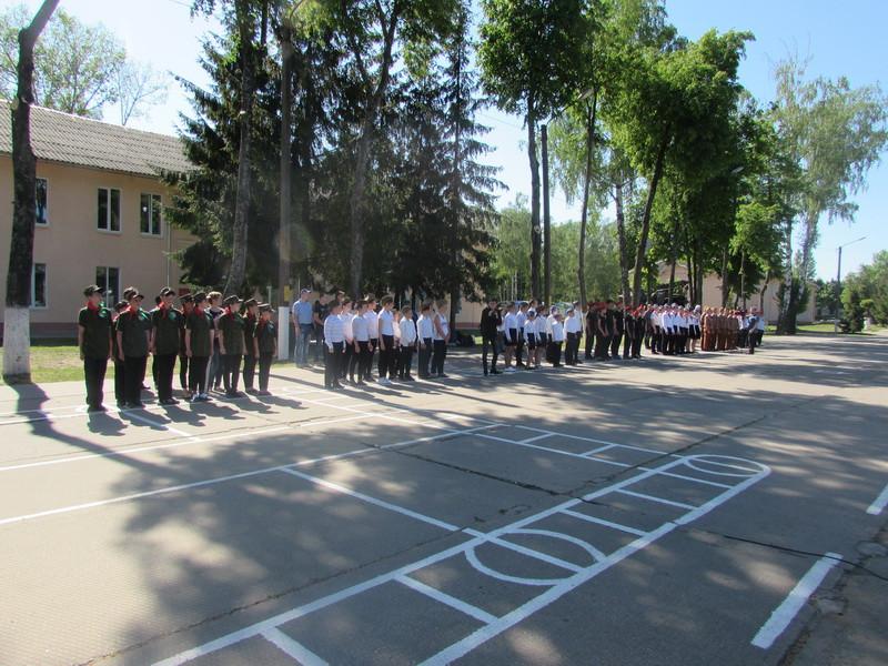 Школьники Бобруйщины состязались на «Зарнице-2018»