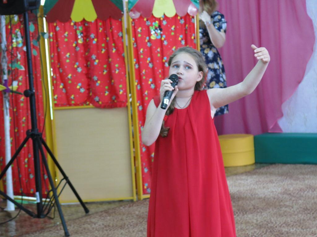 Семейную атмосферу создала концертная программа «Семья – это то, что с тобой навсегда!».