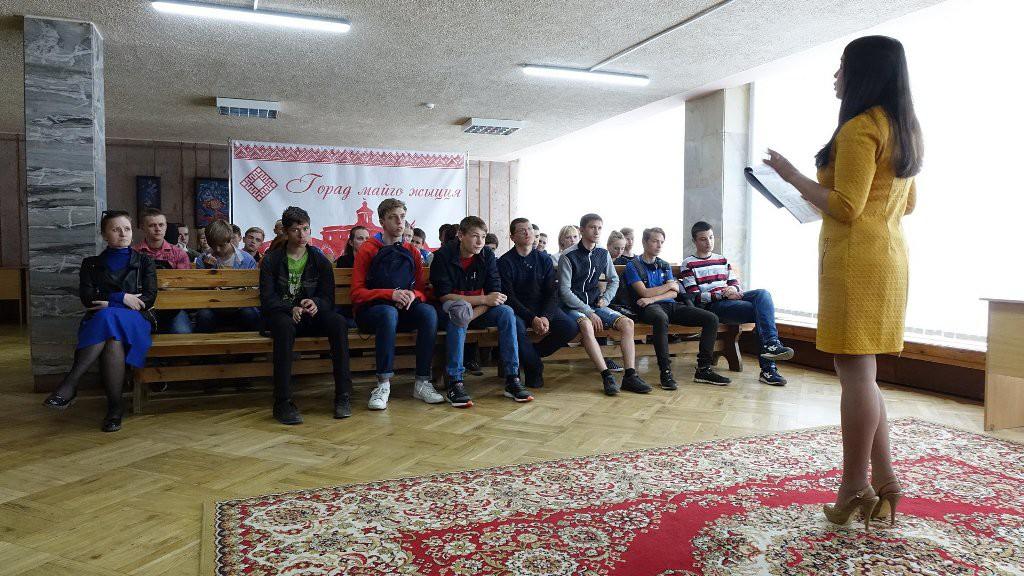 Во Дворце искусств прошла лекция по профилактике пьянства и алкоголизма среди молодежи.