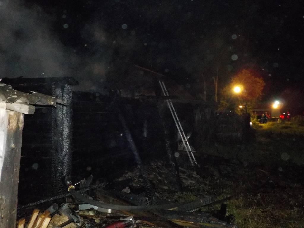 16 мая в 00-48 поступило сообщение о загорании сельскохозяйственной постройки на территории частного домовладения в деревне Ивановка Бобруйского района.