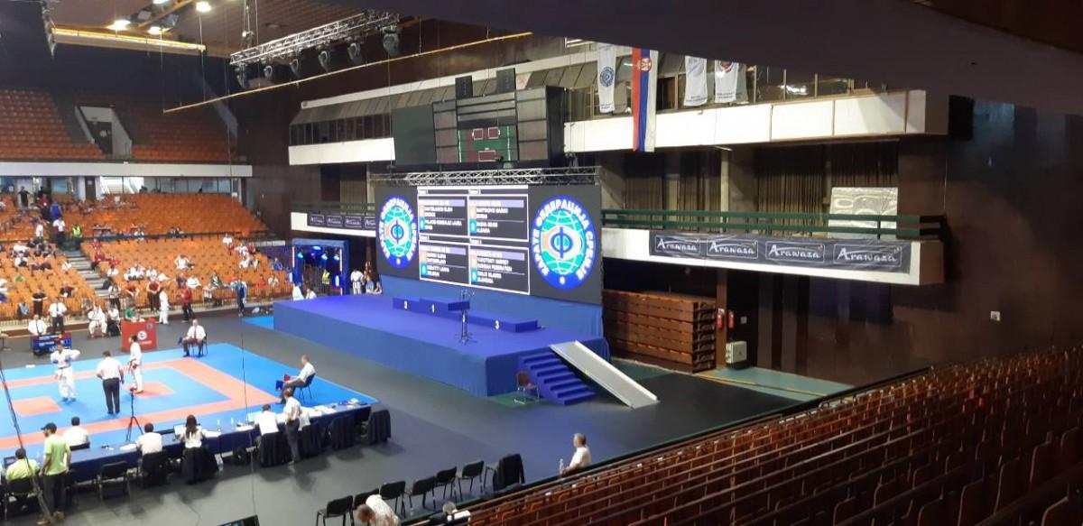 Чемпионат Европы по каратэ WKF 2018 года