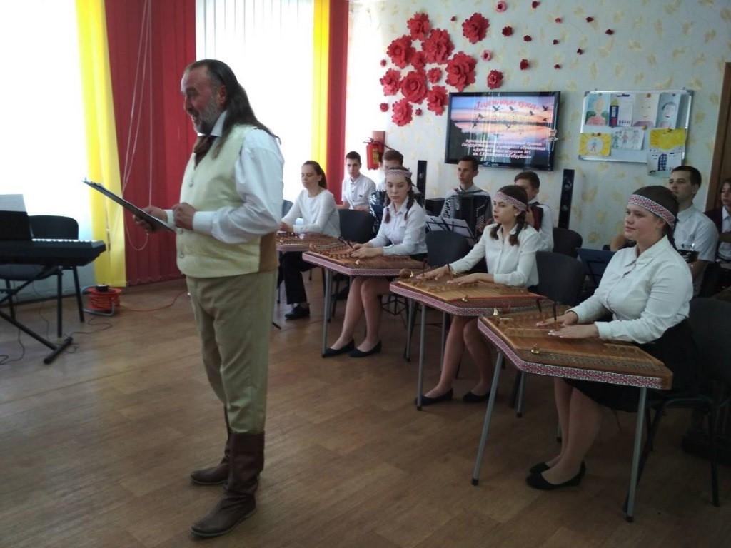 Музыкально-театрализованный проект «Таямнiцы гука» реализуется в Бобруйске